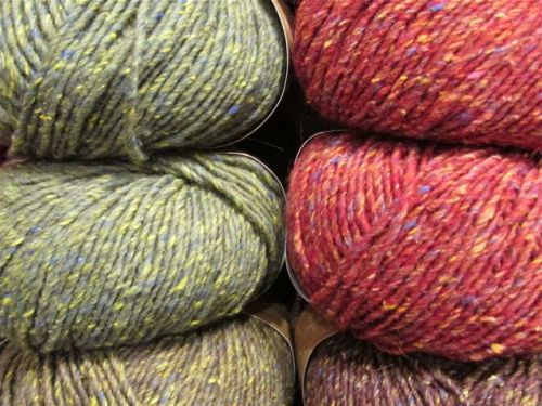 Sublime Luxury Aran Tweed
