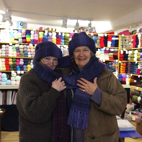 Knit one pattern