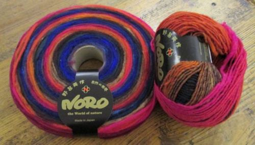 Rainbow Roll, Noro